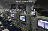 エミレーツ航空、VR(仮想現実)技術で機内体験を公開、チェックイン前の座席確認も【動画】