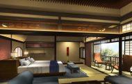 京都・祇園の数寄屋造り料亭がホテルに、富裕層向けにリノベーションで、畑中が全室違う間取りで21室を提供