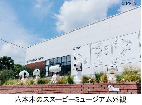 スヌーピーミュージアムが南町田に開業へ、六本木から移転で面積2倍、アウトドアや英語学習の企画など