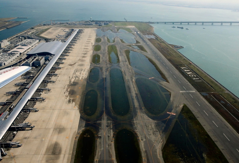 関空発着の国際線が再開へ、LCCピーチが8日から、ソウル・台北など合計12便