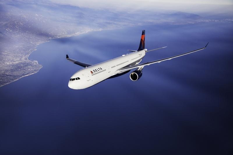 デルタ航空、関空の台風21号影響で臨時便、中部空港発着でホノルル便、関空発は自動で予約振替えに