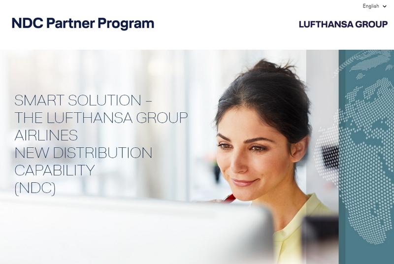 ルフトハンザ航空、新流通規格「NDC」でパートナー向け特設サイトを公開、API接続などを集約