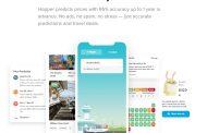 航空券の値動きを予測する旅行アプリ「ホッパー」が1億ドル調達、世界展開を本格化、主要都市のホテル取扱いも強化へ