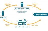 コンビニのレジで訪日客が日本円を出金できる新サービス、ローソンで、海外電子ウォレットから直接引出し可能に