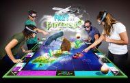 ニュージーランド航空、目の前に3Dで景色が現れる新旅行ゲーム構想、複合現実(MR)活用の複数参加型で