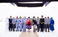 ANAが機内安全ビデオを刷新、歌舞伎役者が安全を説明、12月から【動画】