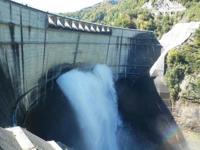行ってみたい「ダム」ランキング、人気1位は「黒部ダム」、2位は群馬「四万川ダム」