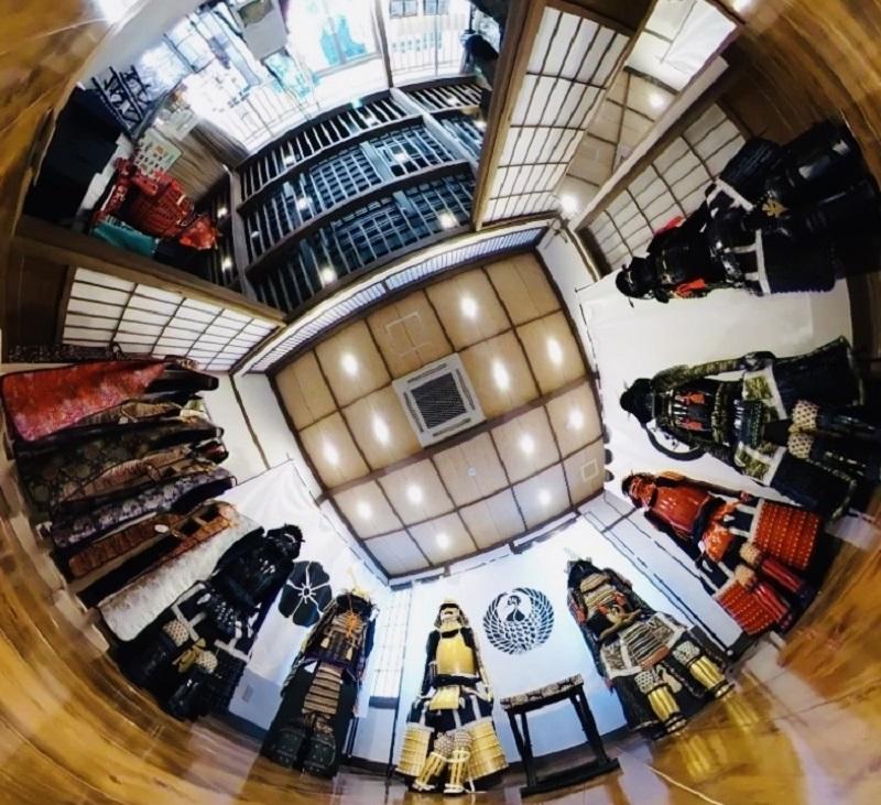 LINEトラベルjp、360度カメラ「THETA(シータ)」活用で岐阜県東美濃エリアを特集