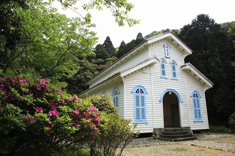 長崎県五島市、世界遺産の島々を電気自動車などレンタル料500円に、SNS発信が条件