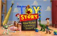 東京ディズニー内に新ホテル開業へ、「トイ・ストーリー」テーマで宿泊特化型の全600室、総投資額315億円で2021年めどに