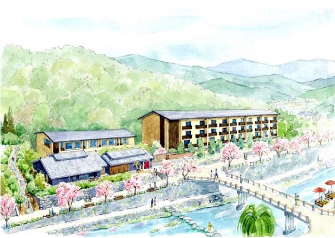 星野リゾートと日本政策投資銀行、共同ファンドで温泉旅館の開発に投資、山口県・長門湯元温泉に「星野リゾート 界」新設へ
