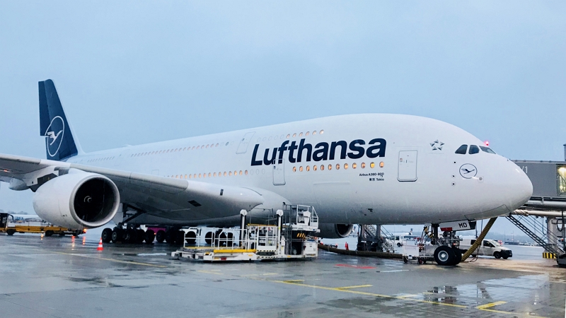 ルフトハンザ航空、デザイン刷新の機体1号機を「東京」と命名、12月12日からミュンヘン拠点で運用開始