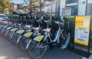 蔵造りの街・川越に新しい自転車シェアリング、スマホで予約から決済まで、ヤフー子会社とソフトバンク出資企業が受託