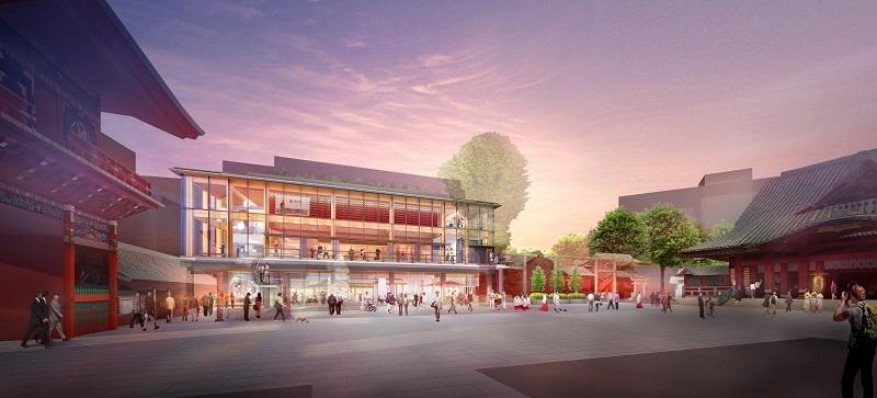 神田明神に文化交流館「EDOCCO」誕生、伝統×革新で国内外の観光客が集まる場に、日本の魅力を発信する新名所