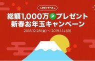 「LINEトラベルjp」、旅行予約・決済で1万円分ポイントが当たるキャンペーン、友だち1000万人突破で