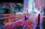 森ビル×チームラボのデジタルアートが東京の新名所に、開業5カ月で100万人来場、3分の1が外国人