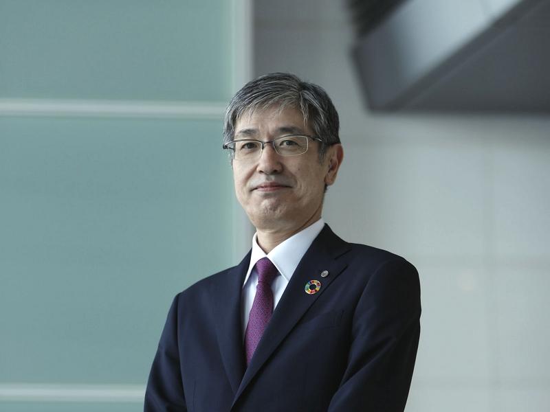 【年頭所感】JAL代表 赤坂祐二氏 ―安全体制を再構築、期待を超えた価値を提供へ