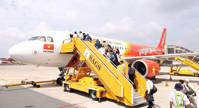 ベトナム拠点LCCが旧正月に大幅増便、急増する旅行需要で、ベトジェットエアが新たに50万席追加