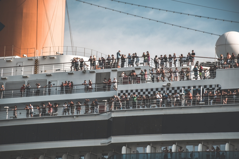 International cruise travelers to Japan were down 12% to 2.15 million in 2019, affected by a decrease in cruises from China