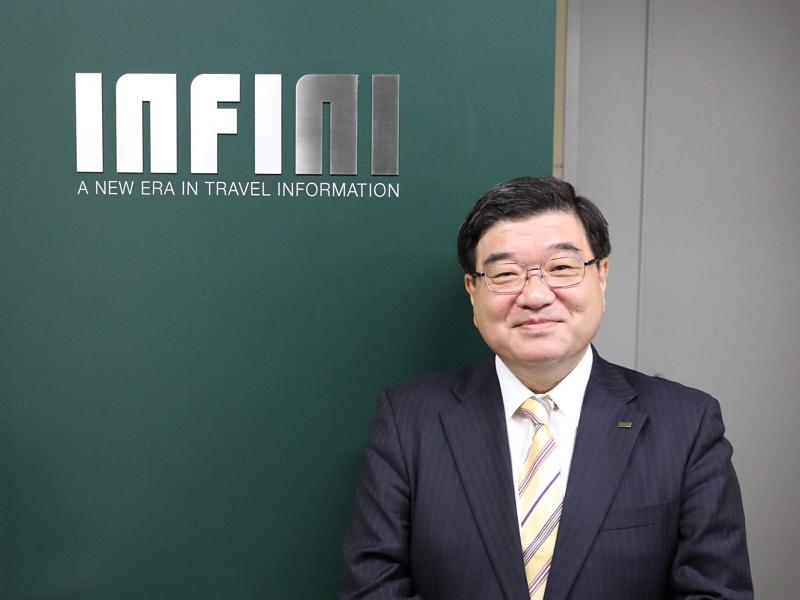 【年頭所感】インフィニトラベルインフォメーション代表 植村公夫氏 ―顧客の声にこだわり、満足度の高いサービスを