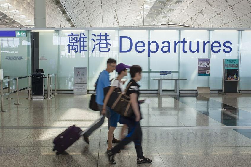 【図解】韓国・中国・台湾・香港からの訪日客、2020年4月はわずか810人、航空座席数は88%減に