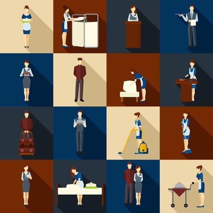 外国人就労希望者向け「宿泊技能試験」を4月に実施へ、申し込みを開始