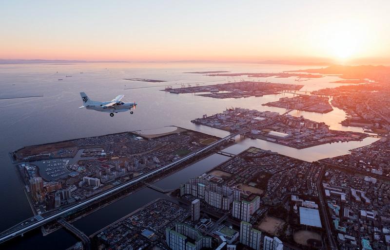 楽天傘下の体験予約「ボヤジン」、訪日富裕層に小型機チャーターフライトの販売開始、陸路で行きにくいプライベート送迎