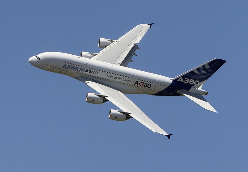 超大型旅客機「A380」が製造終了へ、エアバス社が公式発表、発注数減少を受けて2021年の引き渡しを最後に