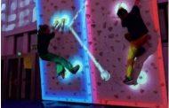 都内に「AR+ボルダリング」の新施設、KNT-CTが「スポーツ×IT」で体験価値の創出へ