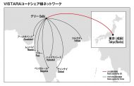 JAL、インド国内線で現地エアラインと共同運航へ、タタグループとシンガポール航空の合弁会社