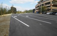 福岡市内に観光バス専用の時間貸駐車場、インバウンド急増による駐車場不足解消で、乗務員用宿泊施設も