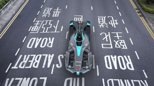 香港で電気自動車利用のカーレース「フォーミュラE」、観光局が全面支援、3月10日に開催へ