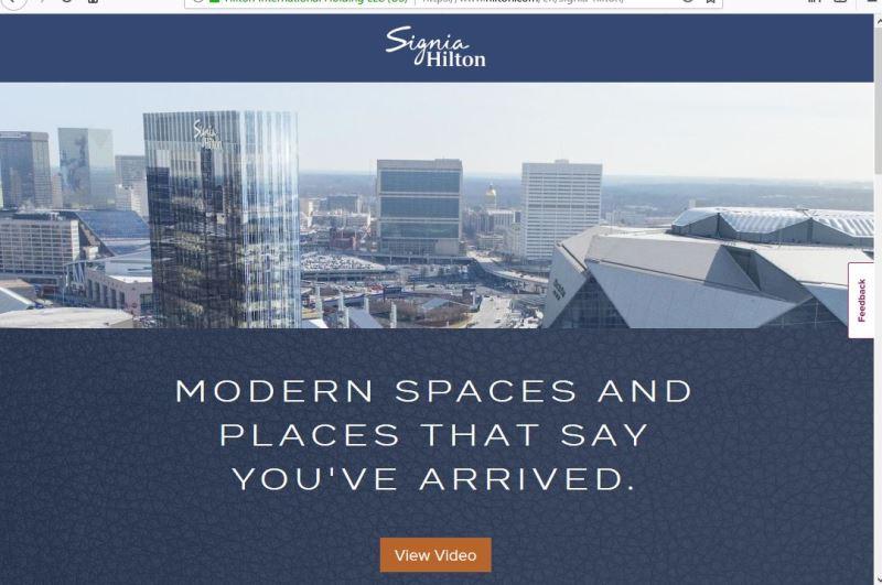 ヒルトンホテル、会議・イベント施設に焦点あてた新ブランドを発表、500室以上の客室とアイデア促すテクノロジー導入など