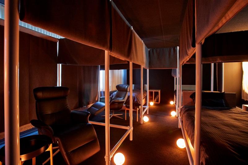 ネスレ日本、都市型観光で街づくりに協働、大井町で「睡眠カフェ」など健康をテーマにプロジェクト開始