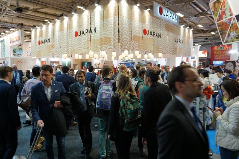 世界最大級の観光国際会議「ITBベルリン」が開幕、181カ国からトラベル系企業が参加、オーバーツーリズムなども議論