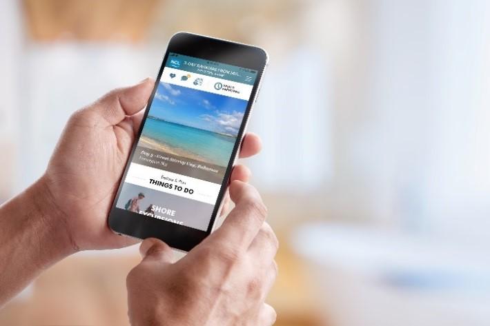 ノルウェージャンクルーズ、船内アプリを全船で使用可能に、プレ乗船モードで旅行前からサポート