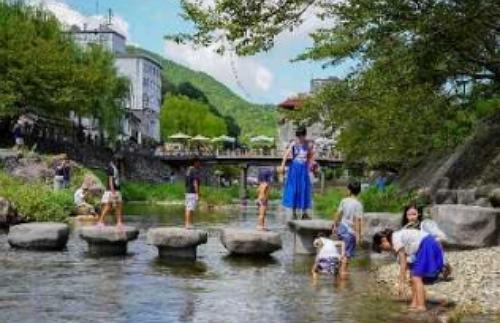 山口県・長門湯本温泉で「まちづくりファンド」設立、民都機構と金融機関が連携