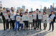 小学生が訪日客向け観光マップ制作、渋谷区観光協会とナビタイムが小学校と地域活性で共同プロジェクト実施(PR)