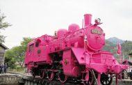 鳥取県、今年もピンク色で地域活性化、5月1日「恋の日」でピンクのSLなど