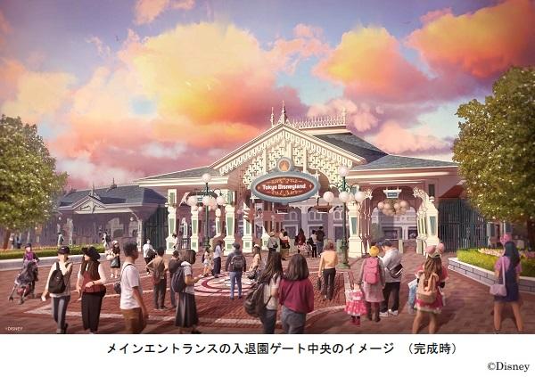 東京ディズニー、入場口で顔認証システムの導入開始、新年間パスポート利用者向けに