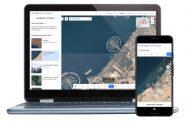 グーグル、「Google Earth」に画像追加、地球の経年変化がわかる「タイムラプス」に過去2年分