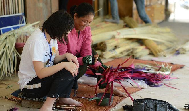 カンボジアの工房訪問でSDGs考えるツアー、東武トップツアーズが発売、現地でバック制作など「作り手に会いに行く旅」で