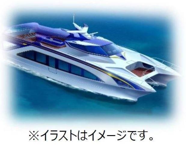 せとうちエリアに観光型高速クルーザー、JR西日本らが開発着手、鉄道と船舶の周遊ルート構築へ