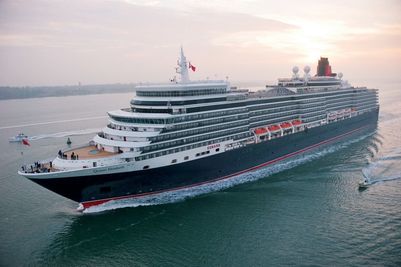 豪華客船が日本寄港をさらに拡大する理由とは? 「クイーン・エリザベス」など運航するキュナード社に日本での戦略を聞いてきた