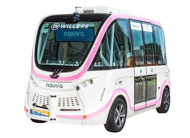 ウィラー、シンガポールで自動運転の商用化へ、現地カーシェア事業者らとコンソーシアム設立
