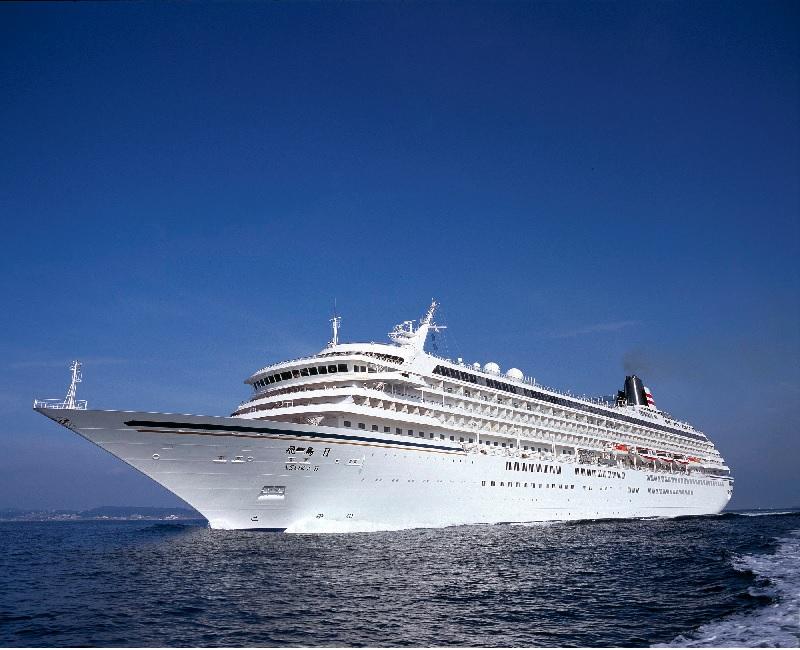 豪華客船「飛鳥II」がリニューアルへ、新たに露天風呂や和洋室スイートなど、デジタル環境の充実も