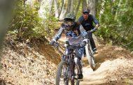 長野県・白馬岩岳を電動アシストマウンテンバイクで走る新体験、通年楽しめる山岳リゾートの構築に向けて
