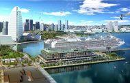 横浜に新たな「インターコンチネンタル」開業、クルーズ船が寄港するふ頭の複合施設に
