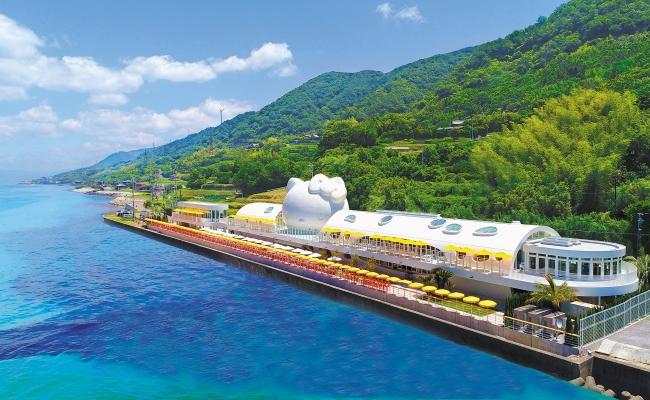 ハローキティ新幹線で行く「ハローキティ尽くし」の旅、JR西日本・パソナ・サンリオが1日限定で実施