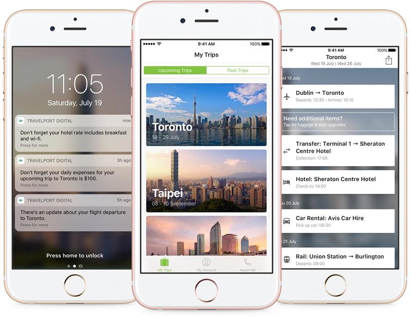 トラベルポート、旅程管理アプリ「トリップアシスト」の契約旅行会社数が50社に、台湾のEzflyらが新規契約